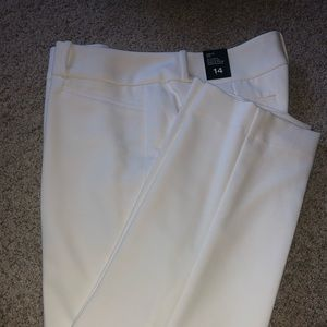 NWT The Limited Drew Fit Ankle Pant